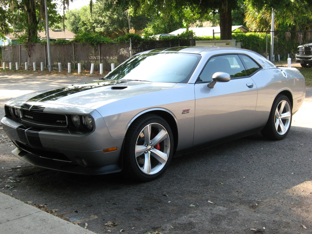 Stock 2011 Dodge Challenger Srt8 392 1 4 Mile Drag Racing Timeslip Specs 0 60 Dragtimes Com