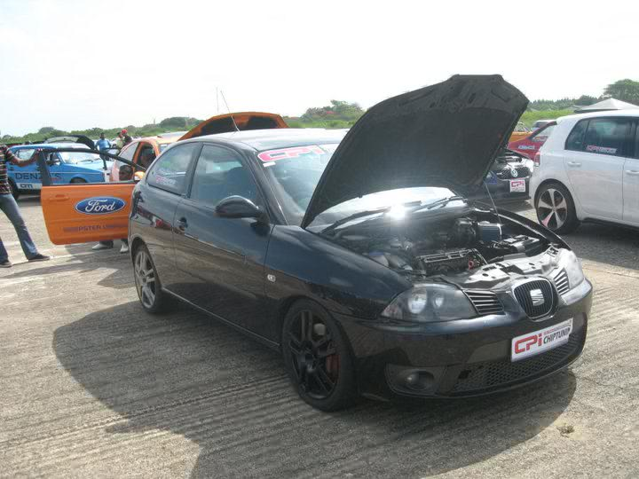 2006  Seat Ibiza Cupra picture, mods, upgrades