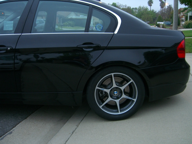 2008 BMW 335i JB4 Steptronic Sedan