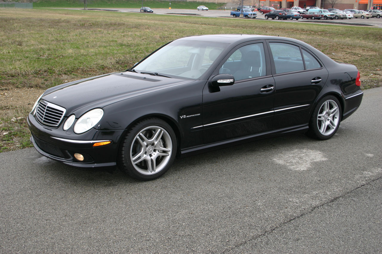 Image gallery 2006 e55 for 2006 mercedes benz amg