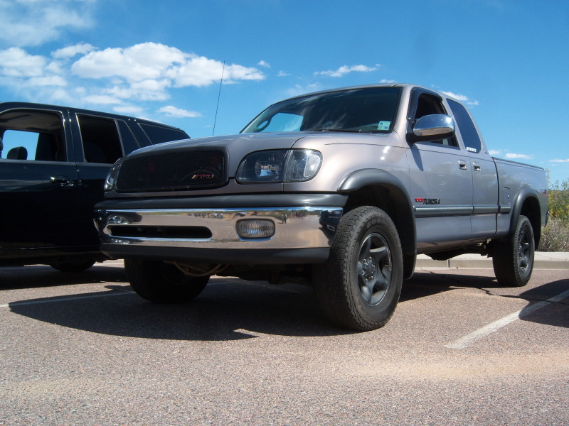 2000  Toyota Tundra sr5 4wd picture, mods, upgrades