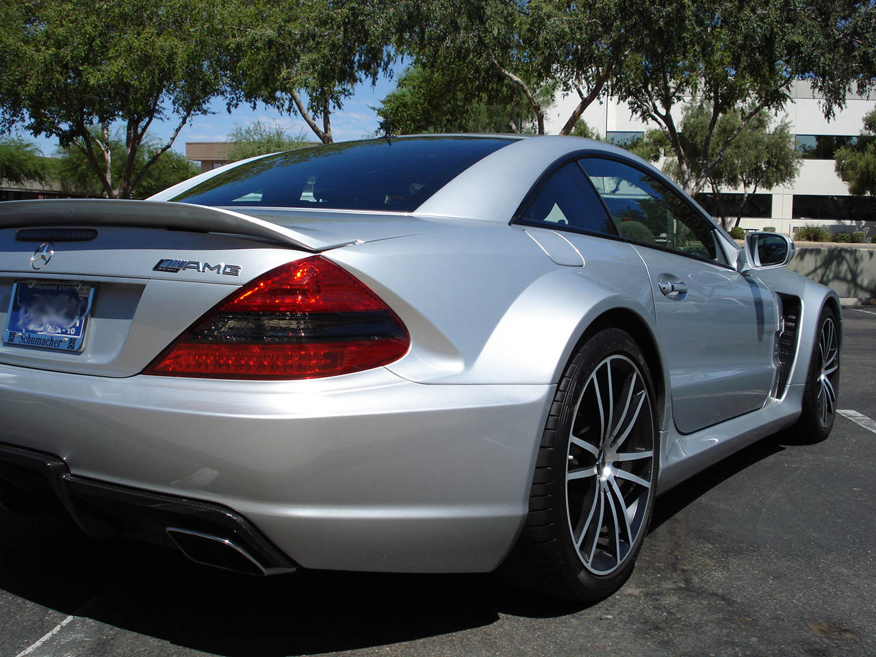 2010 mercedes benz sl65 amg dyno comp tune only