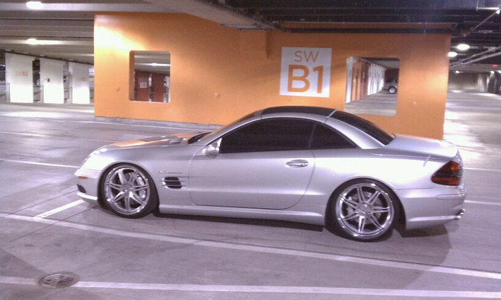 2005 mercedes benz sl55 amg mbh dyno comp dyno sheet for 2005 mercedes benz sl55 amg