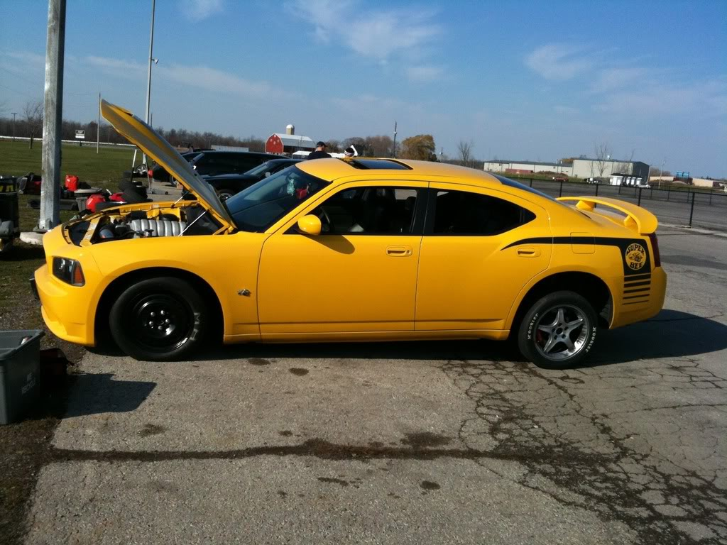 2007 Dodge Super Bee Charger SRT8