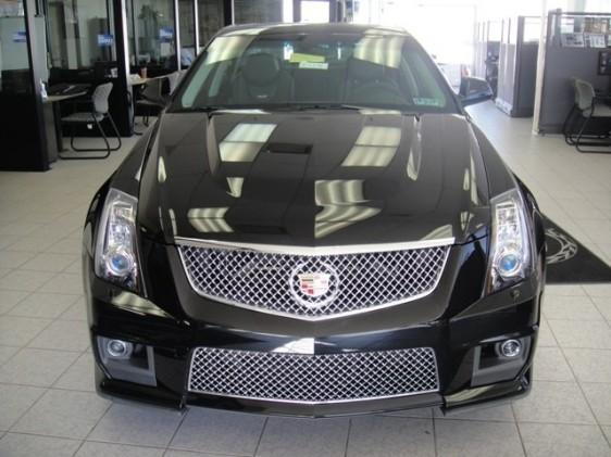 2009  Cadillac CTS-V  picture, mods, upgrades