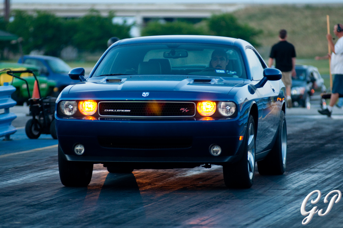 All Types challenger rt 0 60 : 2009 Dodge Challenger R/T 6 speed 1/4 mile Drag Racing timeslip ...