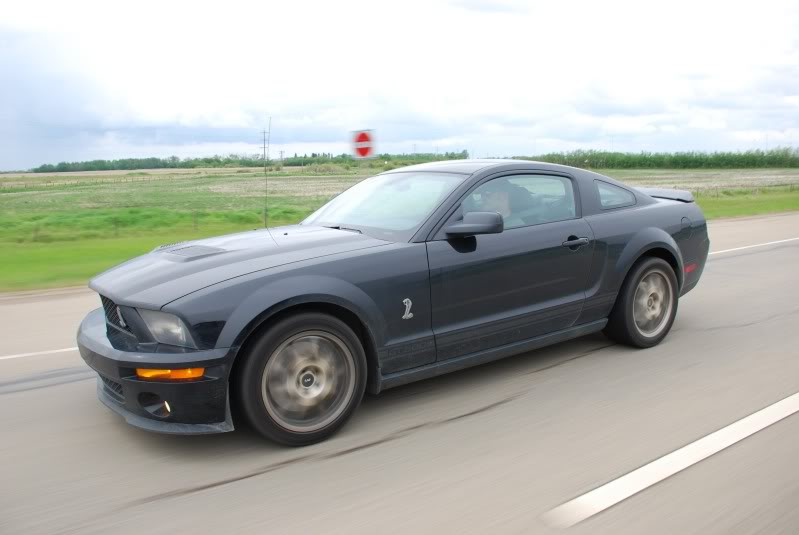 2009 Ford Mustang Shelby-GT500 Coupe