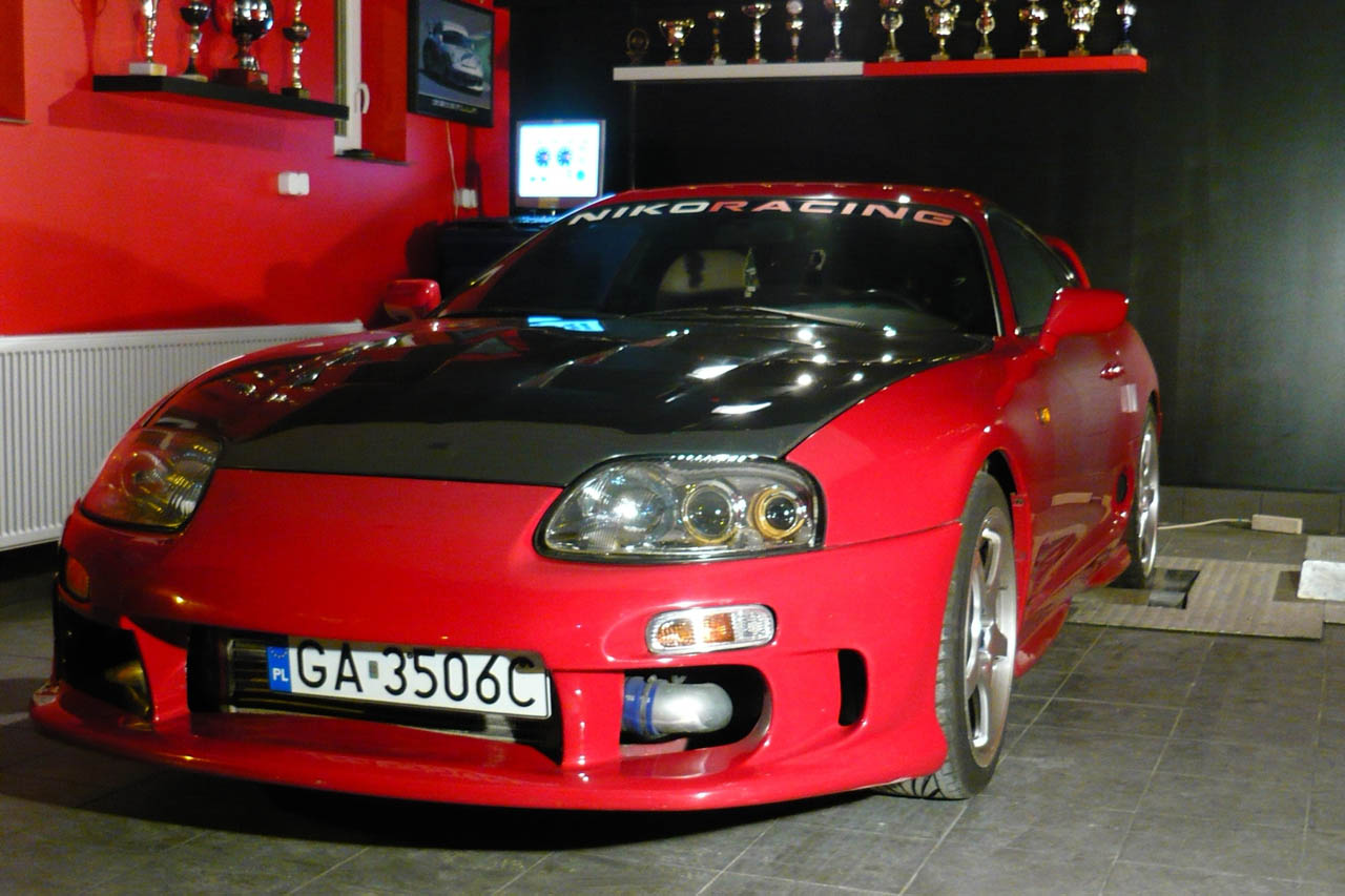 1994  Toyota Supra Turbo picture, mods, upgrades