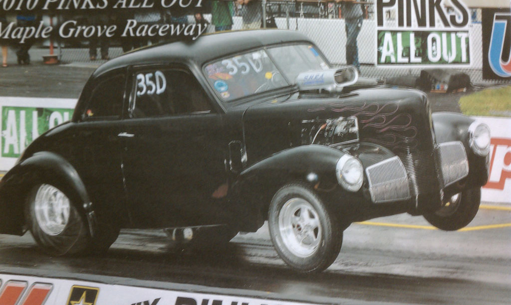 1939  Studebaker Champion  picture, mods, upgrades