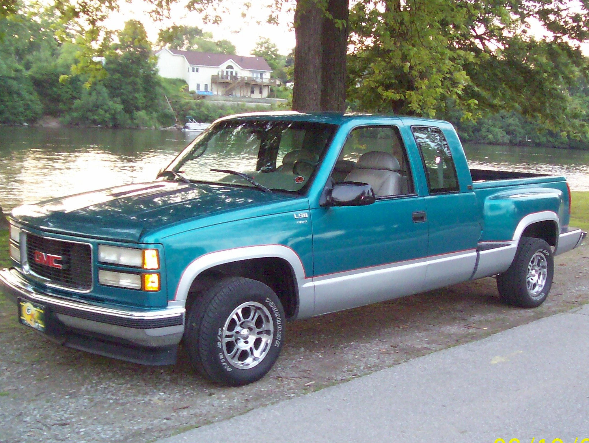 1995 Gmc Sierra Tornado Gt Pictures Mods Upgrades Wallpaper Dragtimes Com