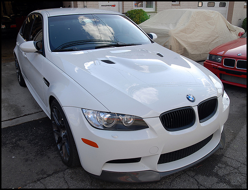 2009 BMW M3 E90 AA stage 2 + Supercharger
