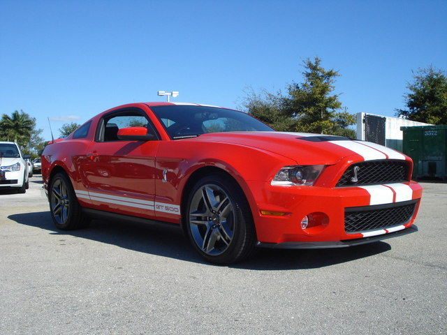 2011 Ford Mustang Shelby-GT500