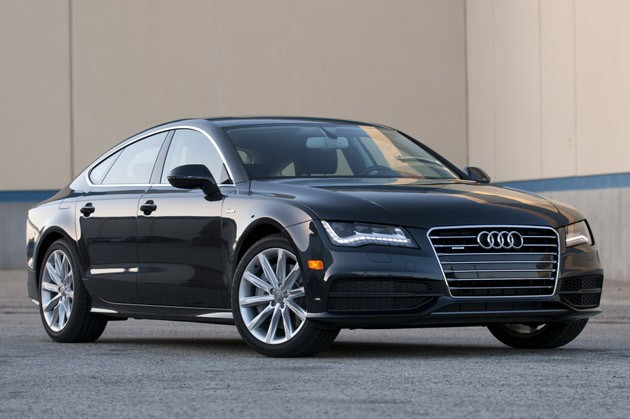2012  Audi A7  picture, mods, upgrades