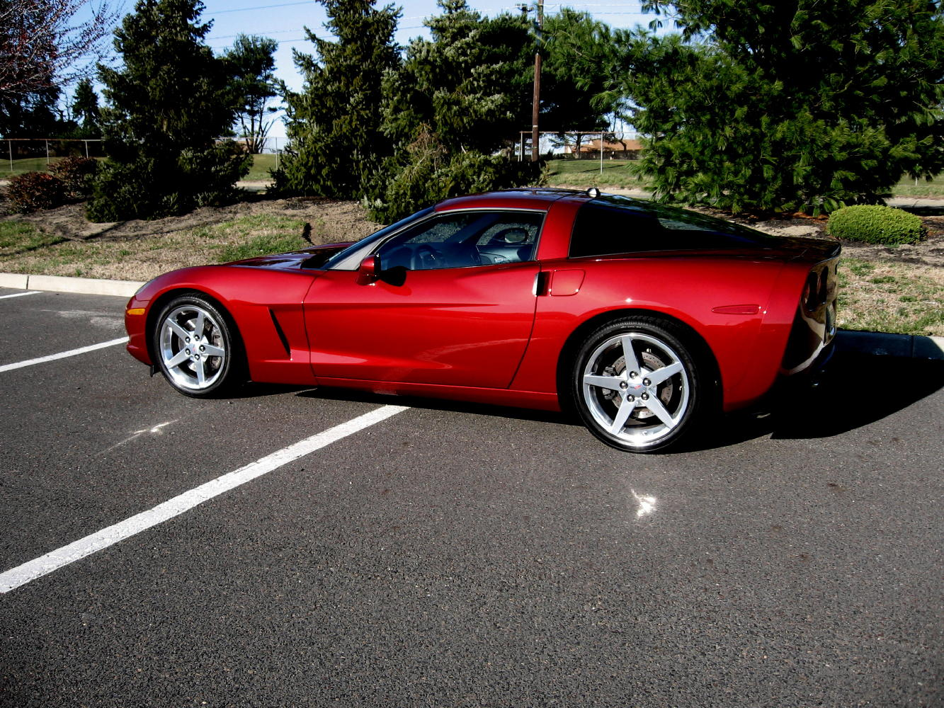 2007  Chevrolet Corvette C6 picture, mods, upgrades