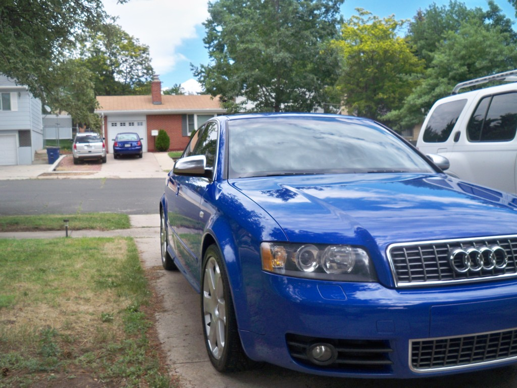 2004  Audi S4  picture, mods, upgrades
