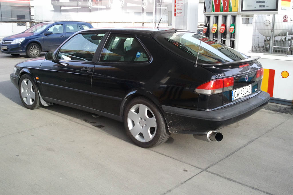 1994  Saab 900 SE picture, mods, upgrades