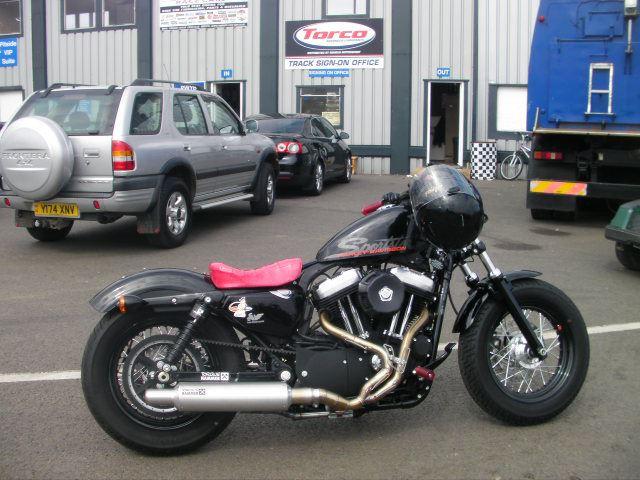 2010 Harley-Davidson Sportster 48 picture, mods, upgrades
