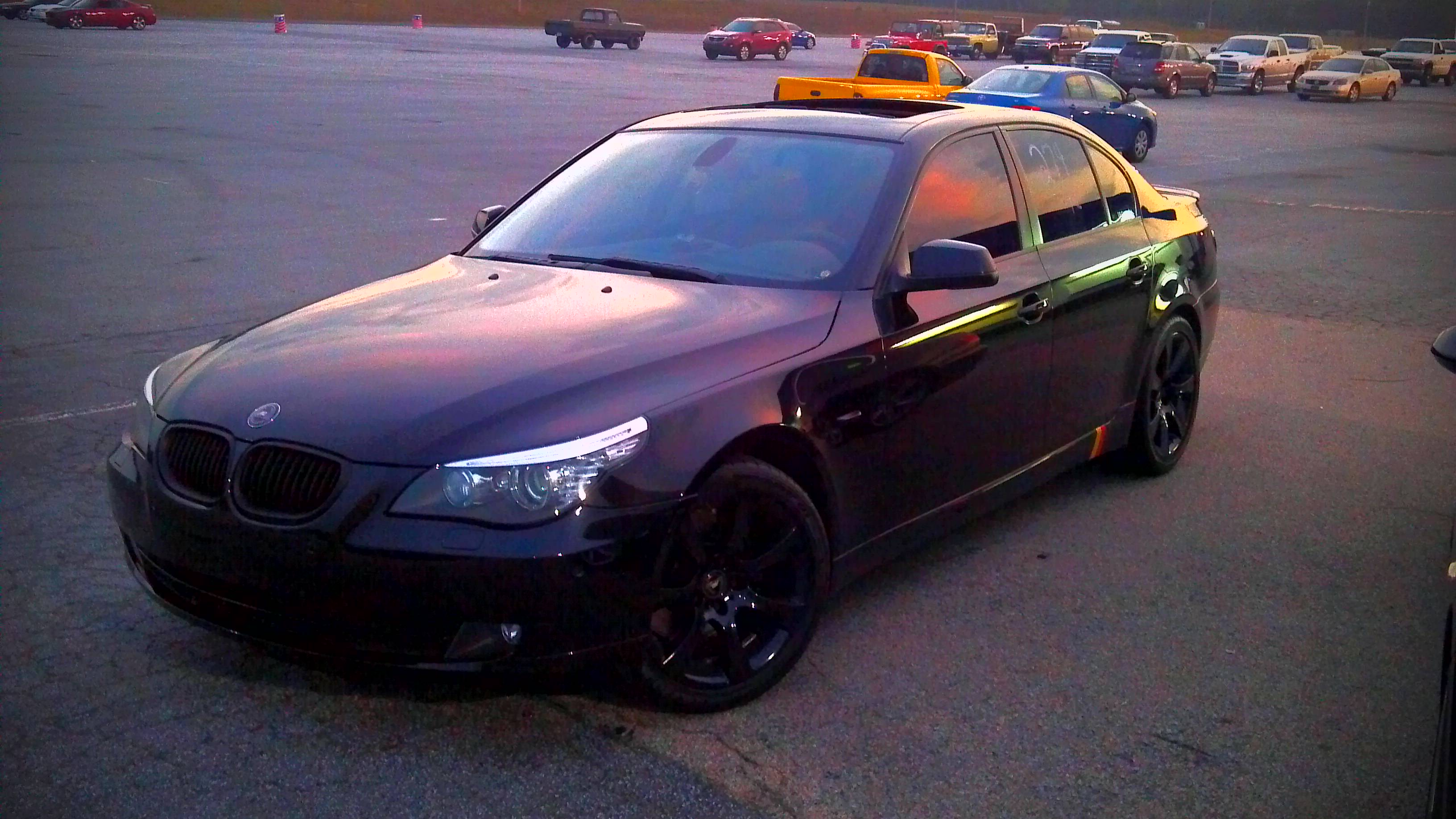 BMW I Mile Drag Racing Timeslip Specs DragTimescom - 2010 bmw 535i