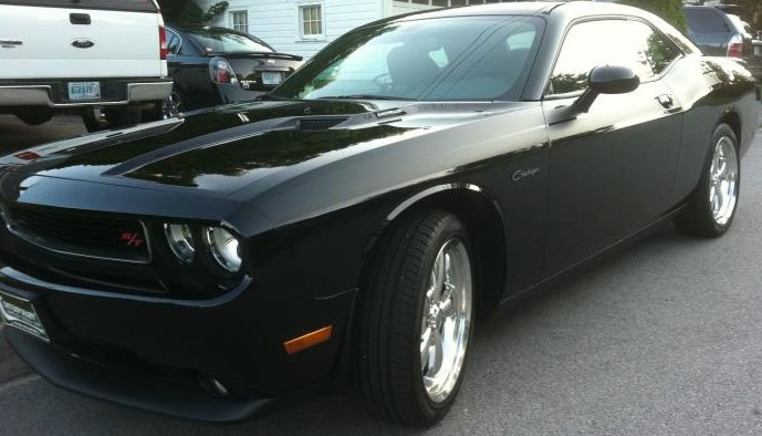 2011  Dodge Challenger R/T Classic picture, mods, upgrades