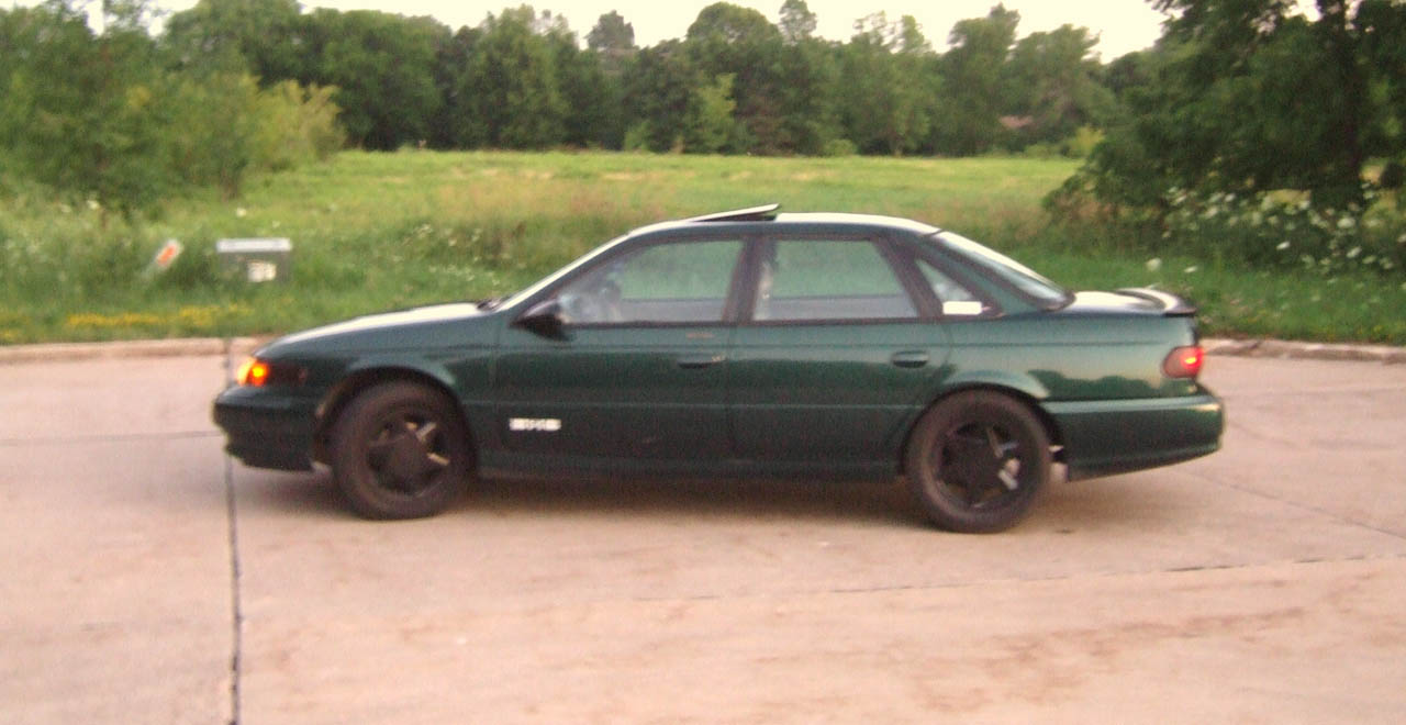 1995  Ford Taurus SHO picture, mods, upgrades