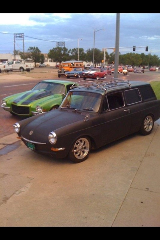 1967  Volkswagen  Type 3 picture, mods, upgrades