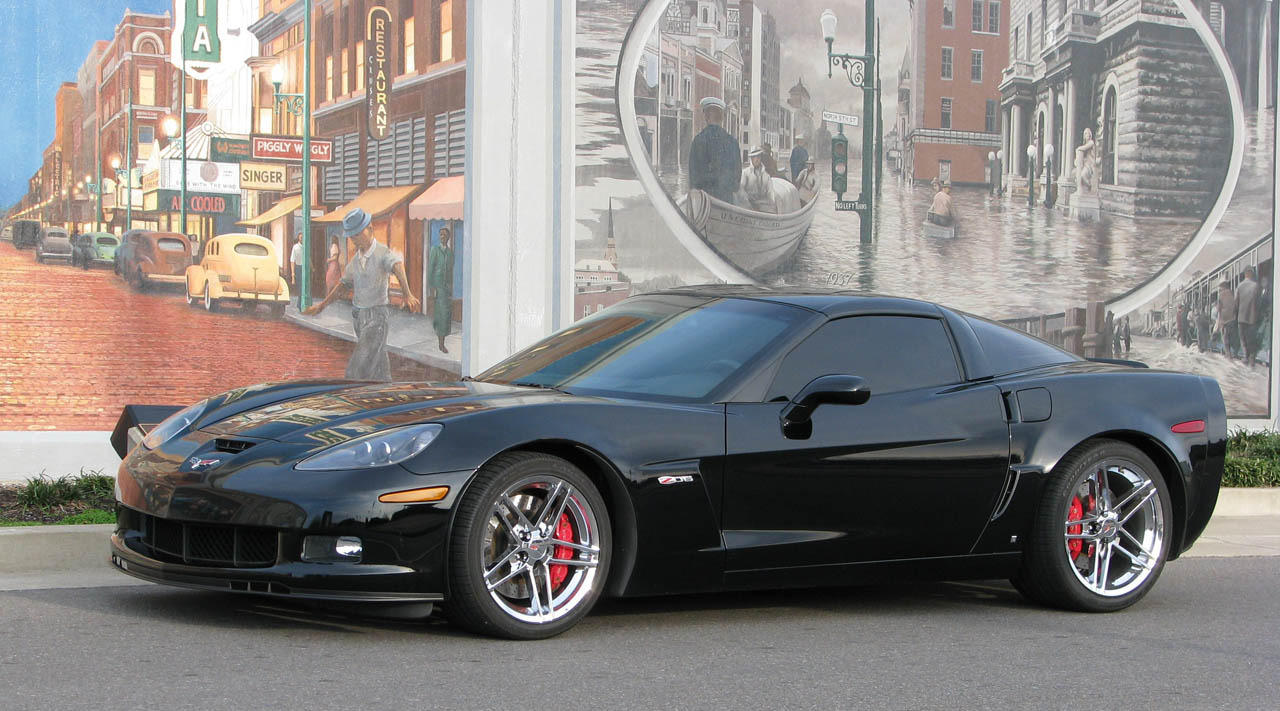 2006  Chevrolet Corvette Z06 picture, mods, upgrades