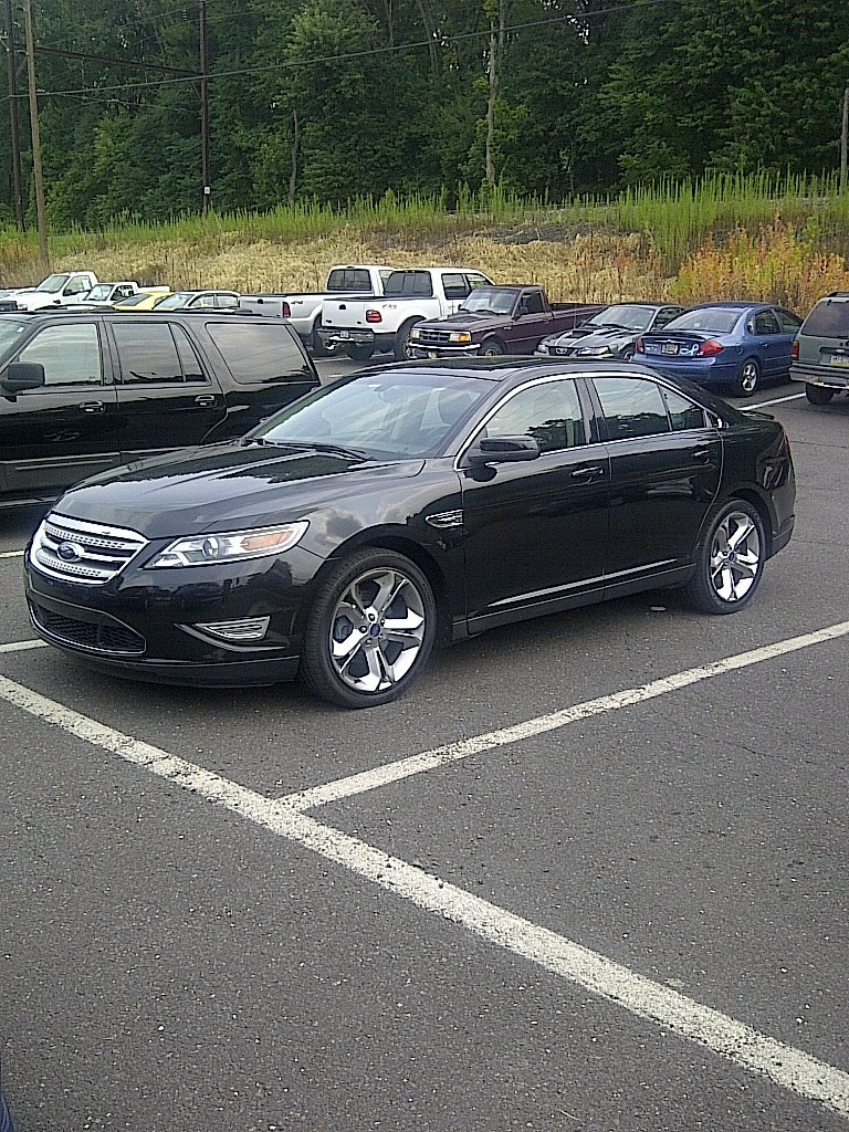 2010  Ford Taurus SHO picture, mods, upgrades