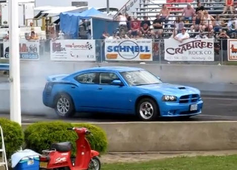 2008 Dodge Charger SRT8-superbee Nitrous