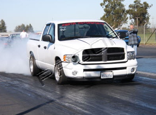 2005 Dodge Ram 1500 Qc Slt 1 4 Mile Drag Racing Timeslip