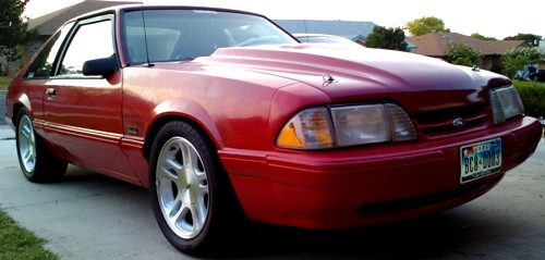 1993  Ford Mustang LX picture, mods, upgrades