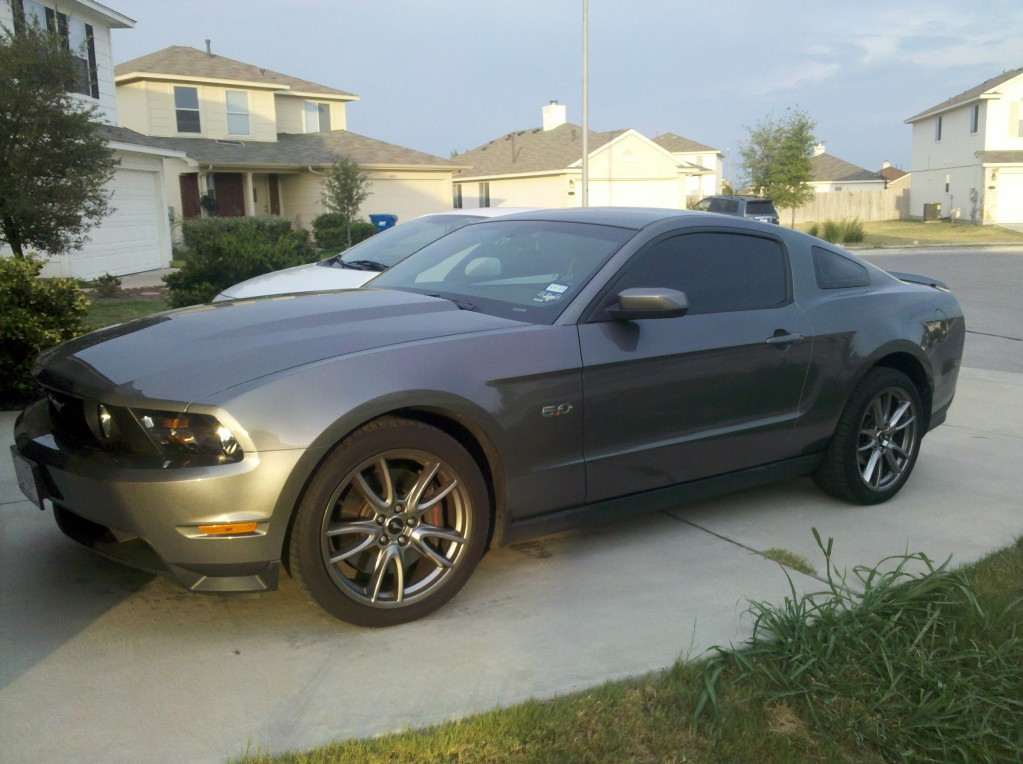 2011  Ford Mustang GT picture, mods, upgrades