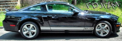2008 Ford Mustang GT/CS