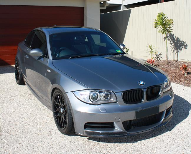 2009  BMW 135i  picture, mods, upgrades