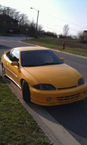 2002  Chevrolet Cavalier LS sport picture, mods, upgrades