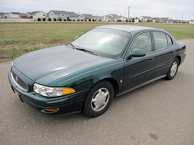 2000  Buick Le Sabre Limited picture, mods, upgrades