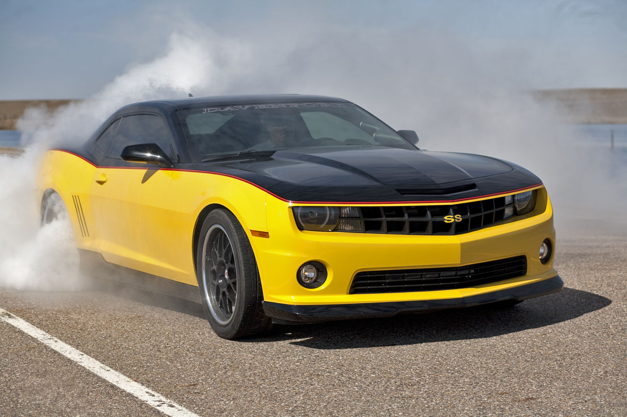 2010 Chevrolet Camaro SS/RS 1/4 mile Drag Racing timeslip specs 0-60 ...