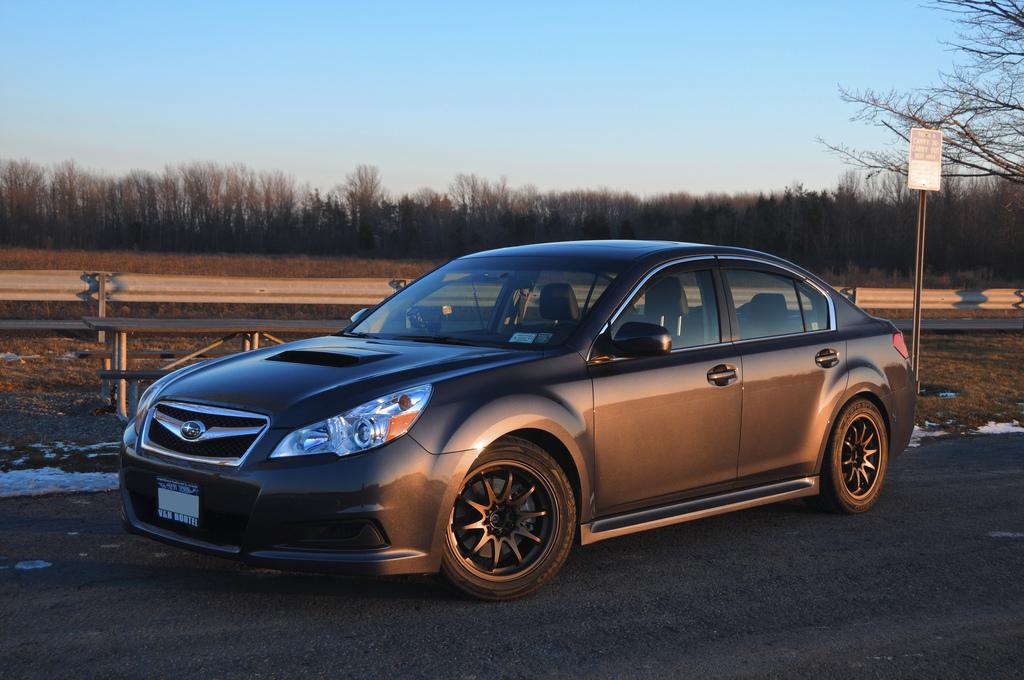 2010 Subaru Legacy 2 5 Gt