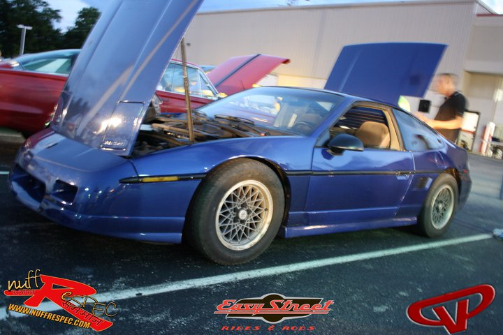 1986  Pontiac Fiero GT picture, mods, upgrades