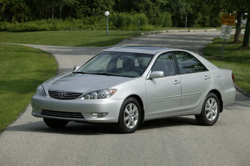 2005  Toyota Camry LE picture, mods, upgrades
