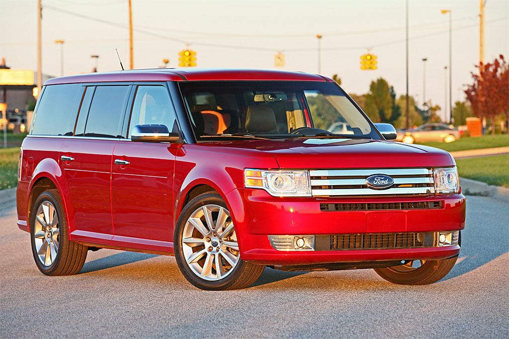 2011 Ford Flex Limited with EcoBoost Stage 3 Tune