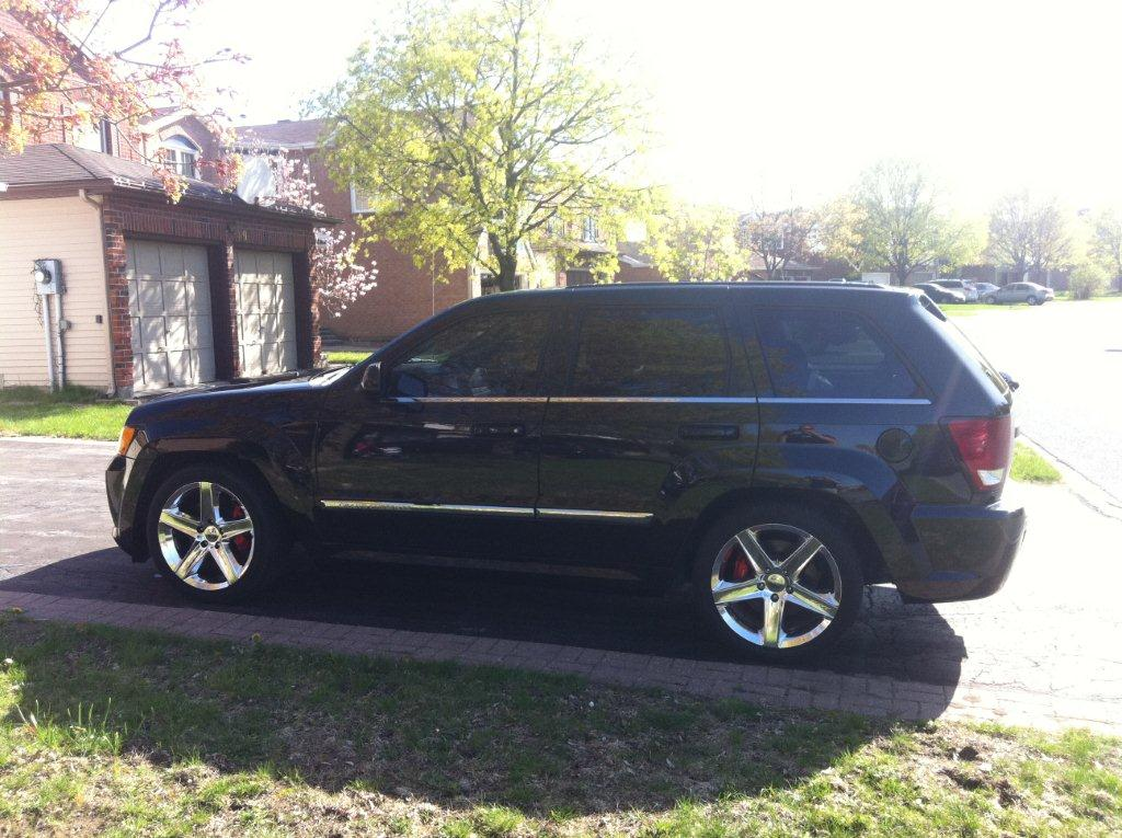2010  Jeep Cherokee SRT8  picture, mods, upgrades