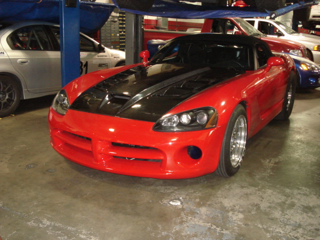 2003  Dodge Viper SRT picture, mods, upgrades