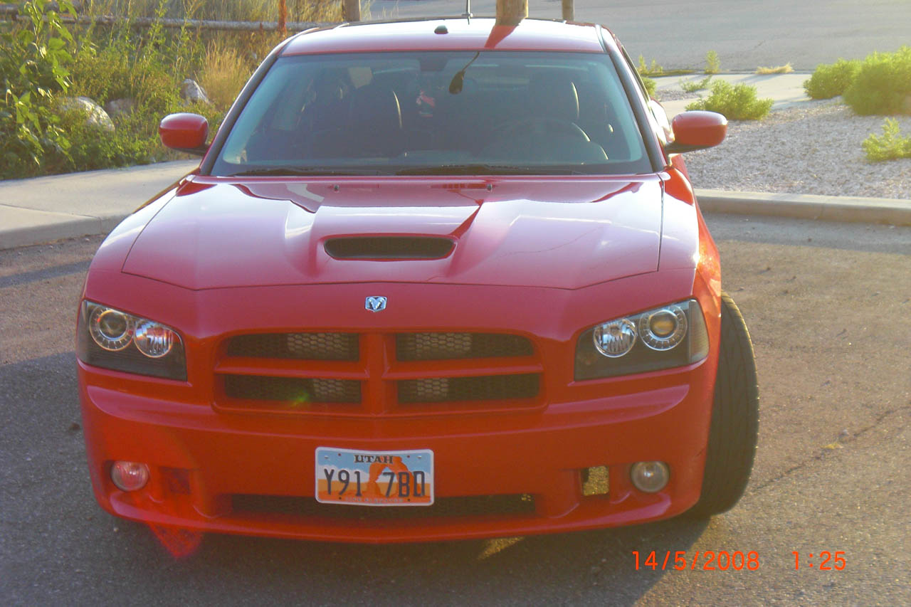 Dodge 08 dodge charger srt8 specs : 2008 Dodge Charger SRT8 Procharger P1SC 1/4 mile trap speeds 0-60 ...