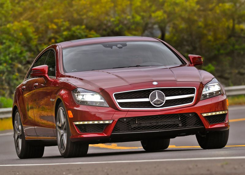 2012  Mercedes-Benz CLS63 AMG BiTurbo picture, mods, upgrades