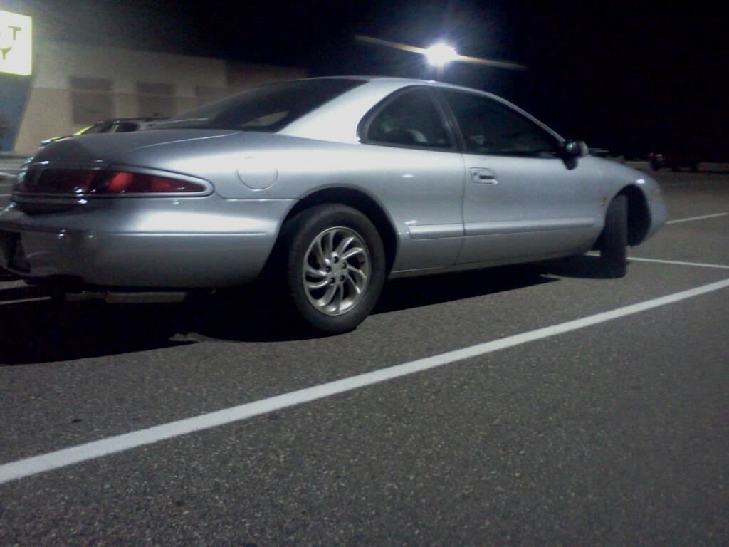 1998  Lincoln Mark VIII  picture, mods, upgrades