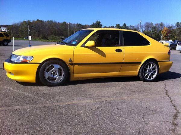 2000  Saab 9-3 viggen picture, mods, upgrades