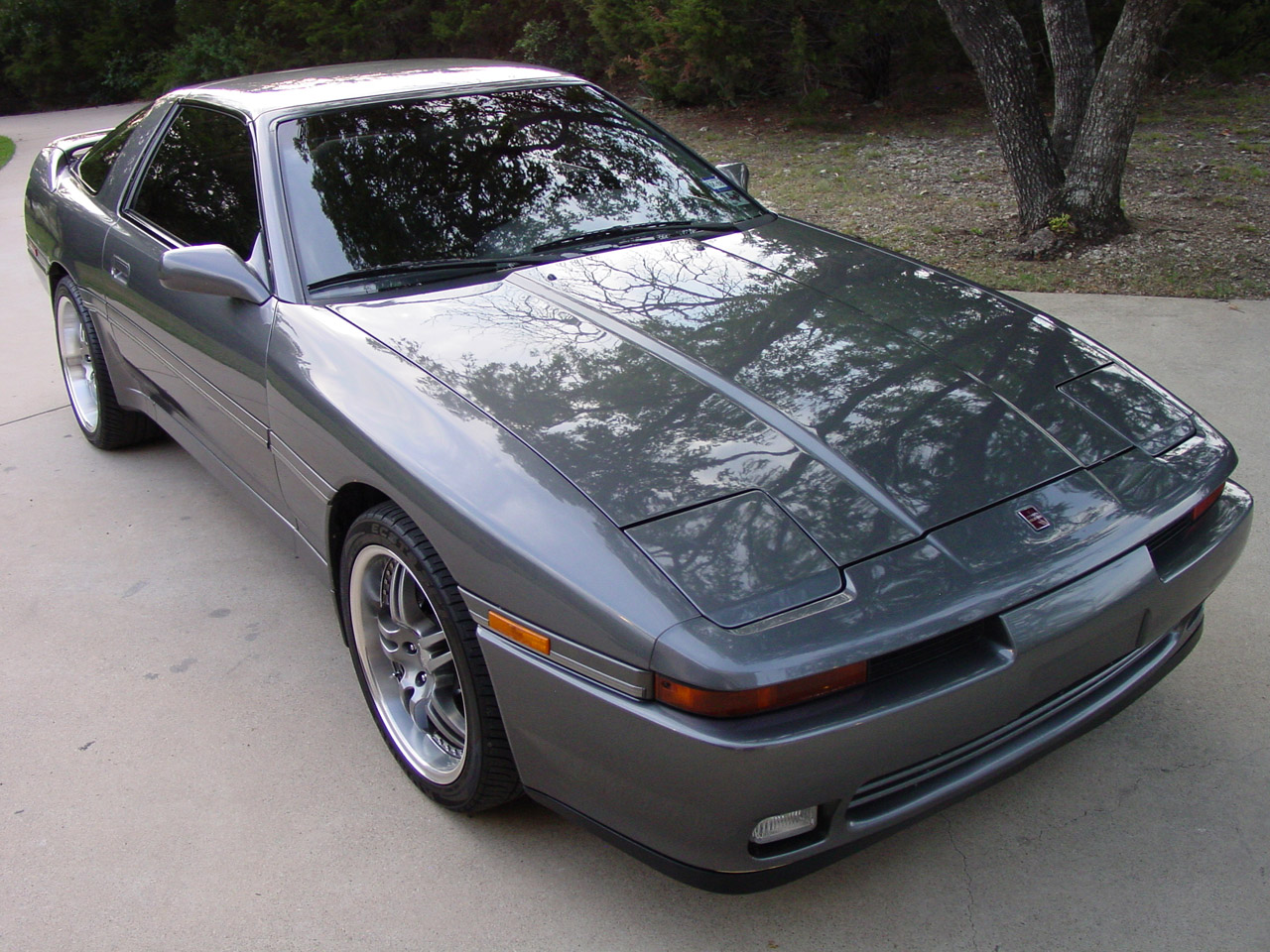 1989  Toyota Supra MKIII picture, mods, upgrades