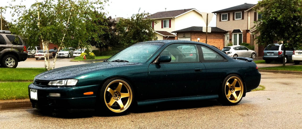 1997 Nissan 240sx 1 4 Mile Drag Racing Timeslip Specs 0 60
