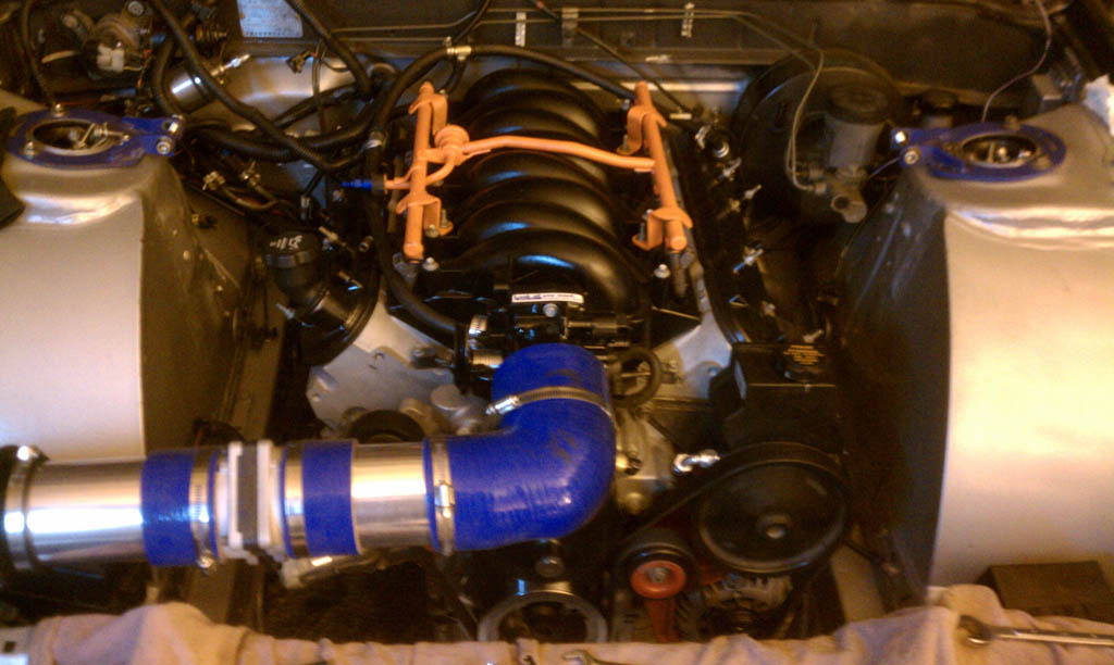 1991  Nissan 240SX LSX picture, mods, upgrades