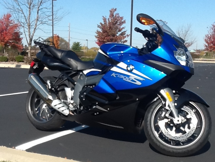 2011  BMW K-Series K1300S picture, mods, upgrades
